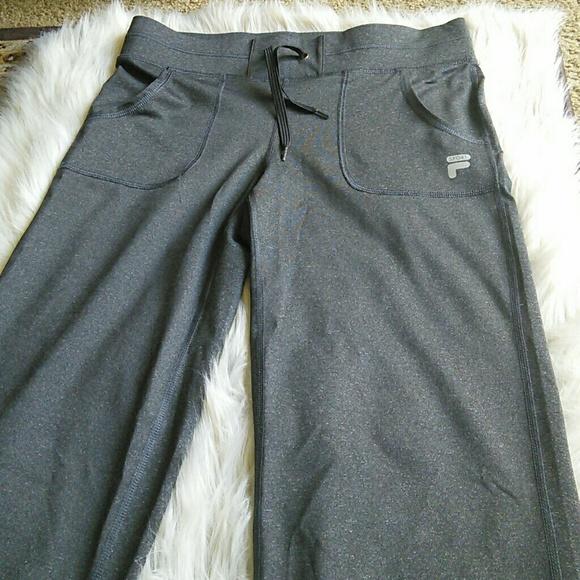 b3189ead4d3cf Fila Pants - Women's FILA SPORT Movement Straight-Leg Pants